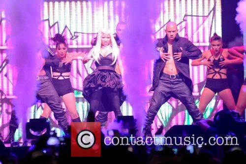 Nicki Minaj, Capital Fm Arena, Pink Friday, Reloaded Tour, Nottingham and England 9