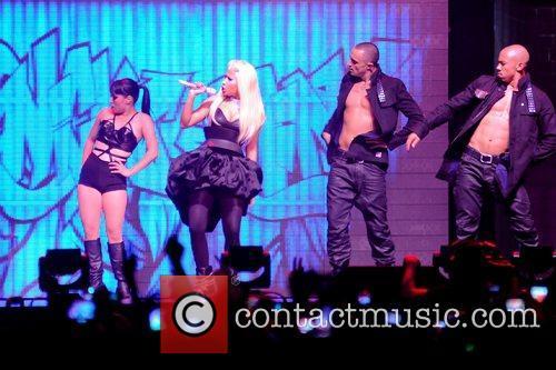 Nicki Minaj, Capital Fm Arena, Pink Friday, Reloaded Tour, Nottingham and England 5