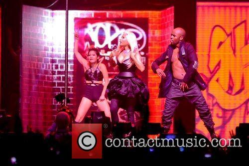 Nicki Minaj, Capital Fm Arena, Pink Friday, Reloaded Tour, Nottingham and England 7