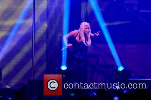 Nicki Minaj, Capital Fm Arena, Pink Friday, Reloaded Tour, Nottingham and England 10