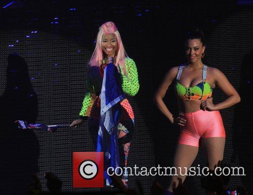 Nicki Minaj and Hammersmith Apollo 7