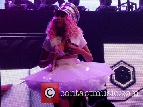 Nicki Minaj, K, U