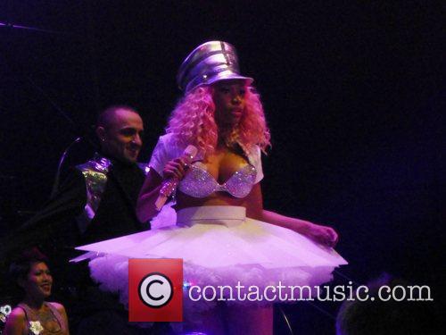 Nicki Minaj, K and U 3