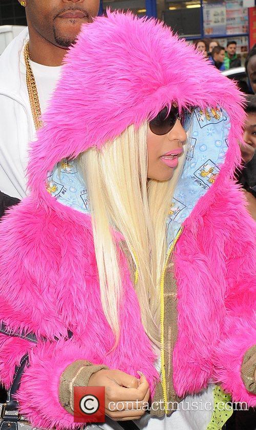 Nicki Minaj and Pink 2