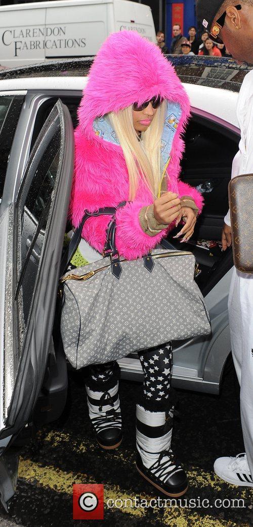 Nicki Minaj and Pink 3
