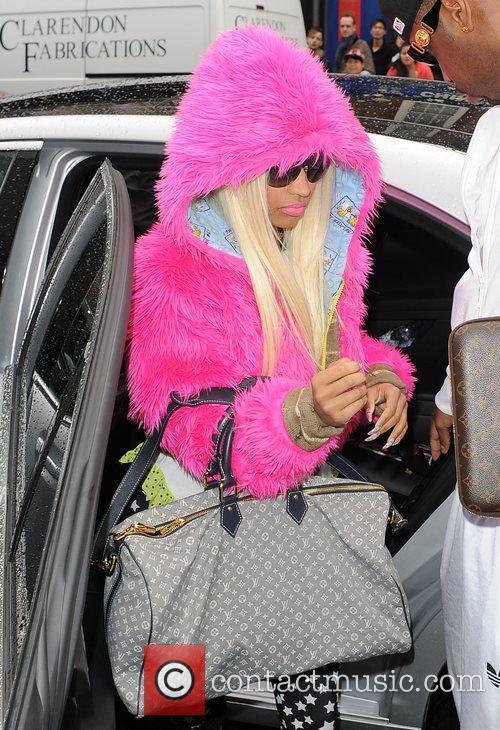 Nicki Minaj and Pink 5