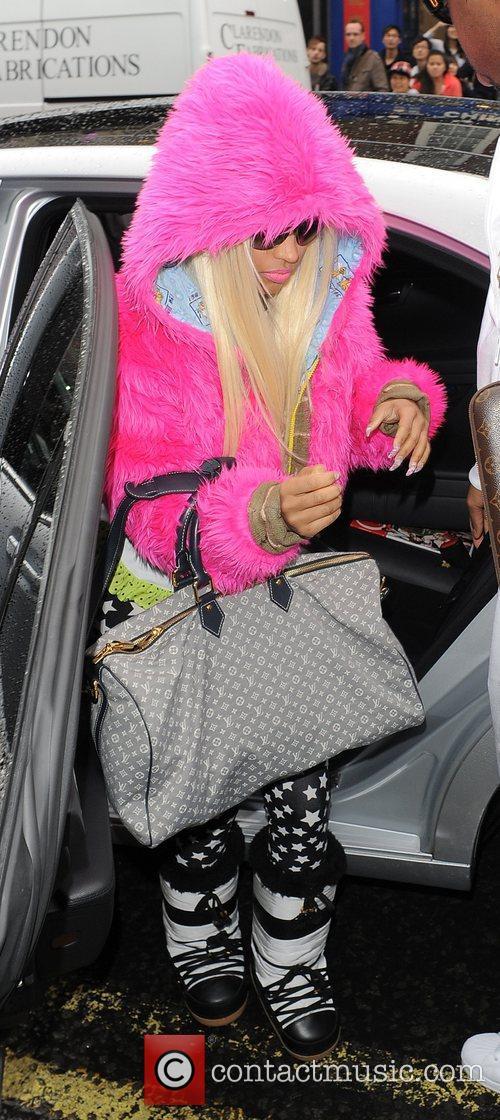 Nicki Minaj and Pink 9