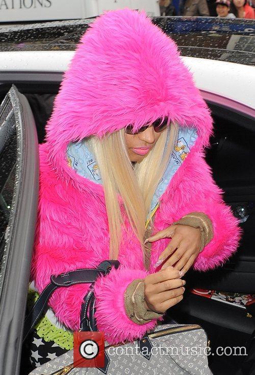 Nicki Minaj and Pink 10