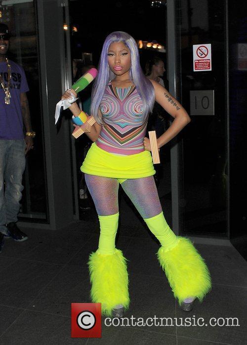 Nicki Minaj 16