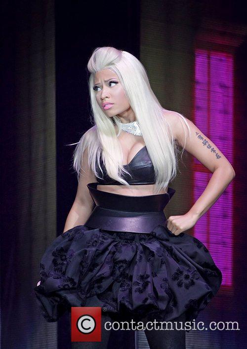 Nicki Minaj and Liverpool Echo Arena 16