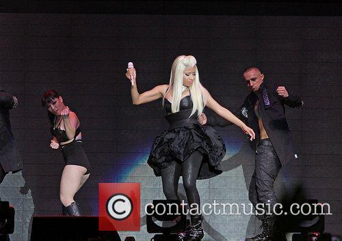 Nicki Minaj and Liverpool Echo Arena 2