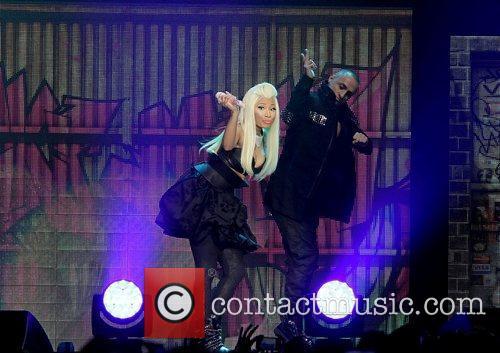 Nicki Minaj and Liverpool Echo Arena 6