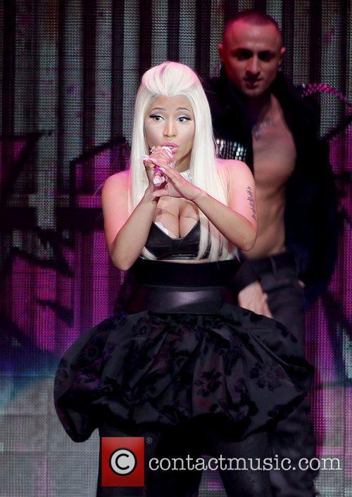 Nicki Minaj and Liverpool Echo Arena 13