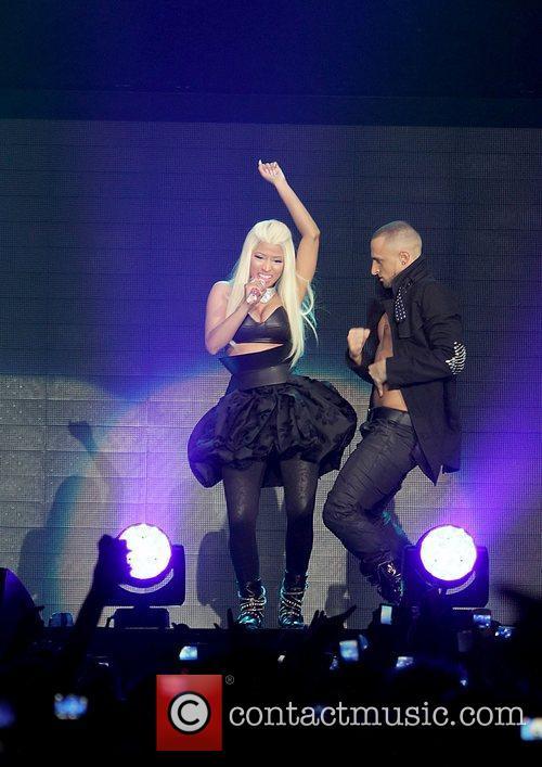 Nicki Minaj and Liverpool Echo Arena 9
