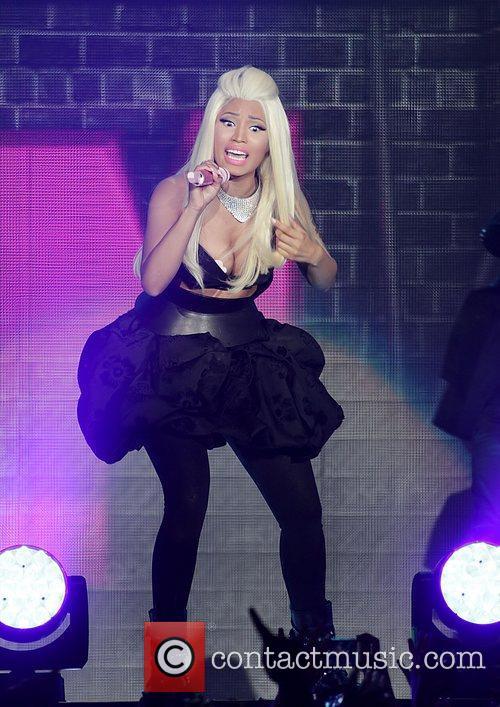 Nicki Minaj and Liverpool Echo Arena 17