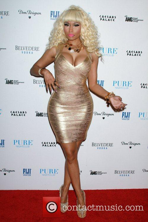 Nicki Minaj and Pure Nightclub 3