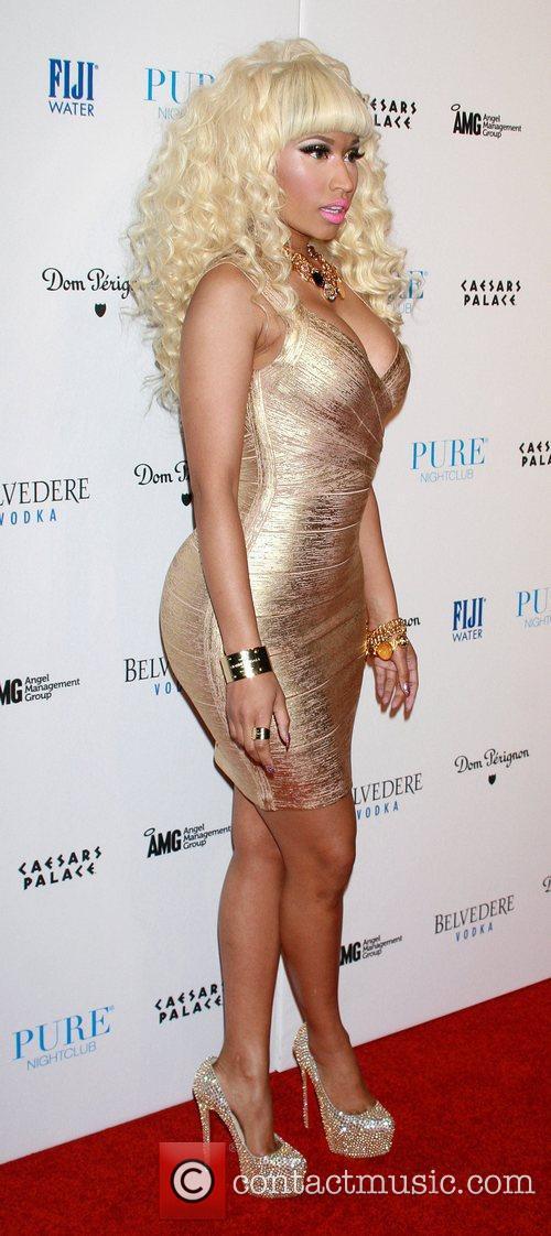 Nicki Minaj, Pure Nightclub
