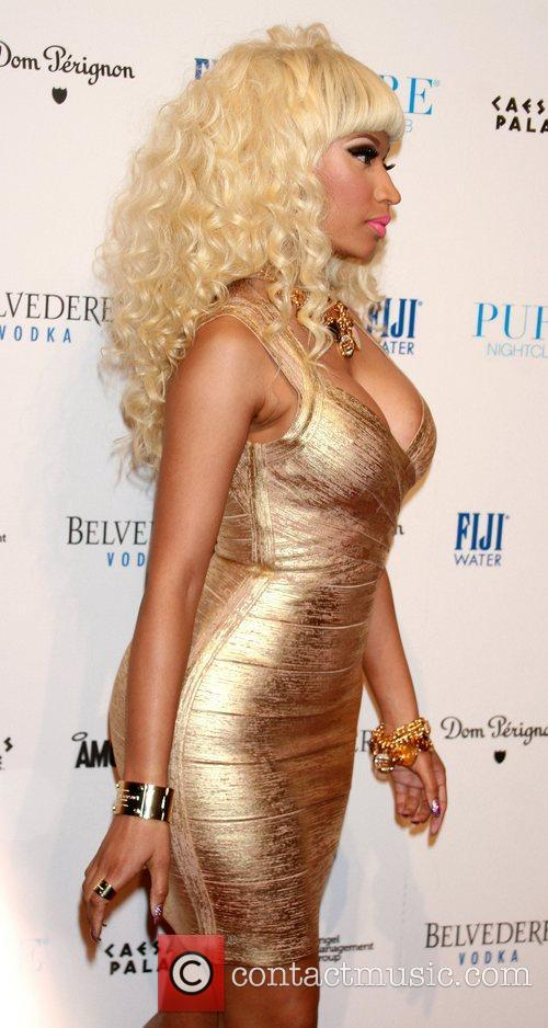 Nicki Minaj and Pure Nightclub 9