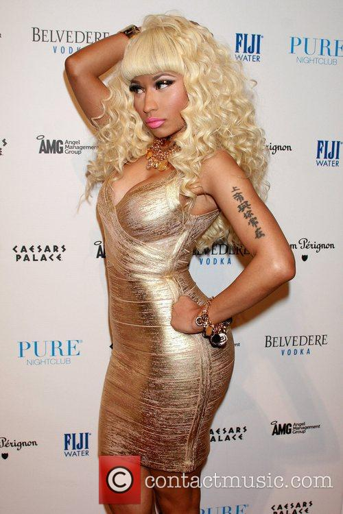 Nicki Minaj and Pure Nightclub 6