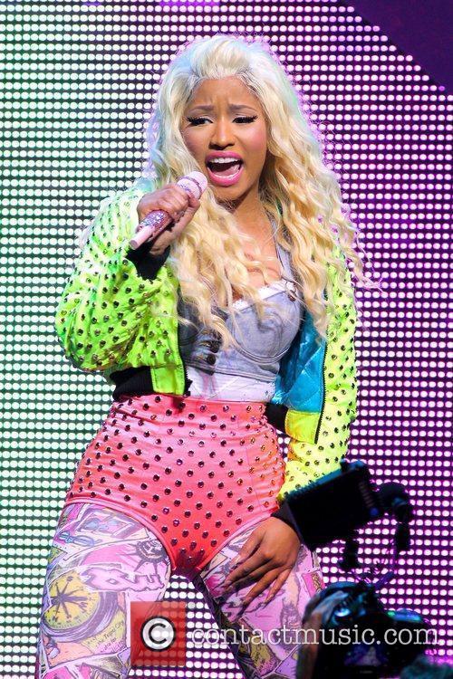 Nicki Minaj, Pink