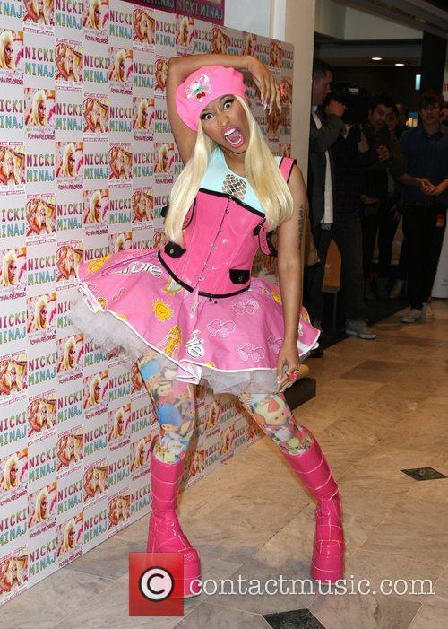 Nicki Minaj 3