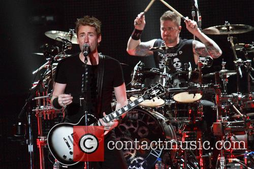 Nickelback, Rod Laver Arena and Melbourne 6