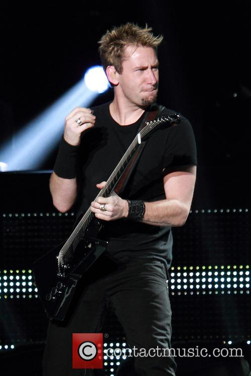 Nickelback, Rod Laver Arena and Melbourne 9