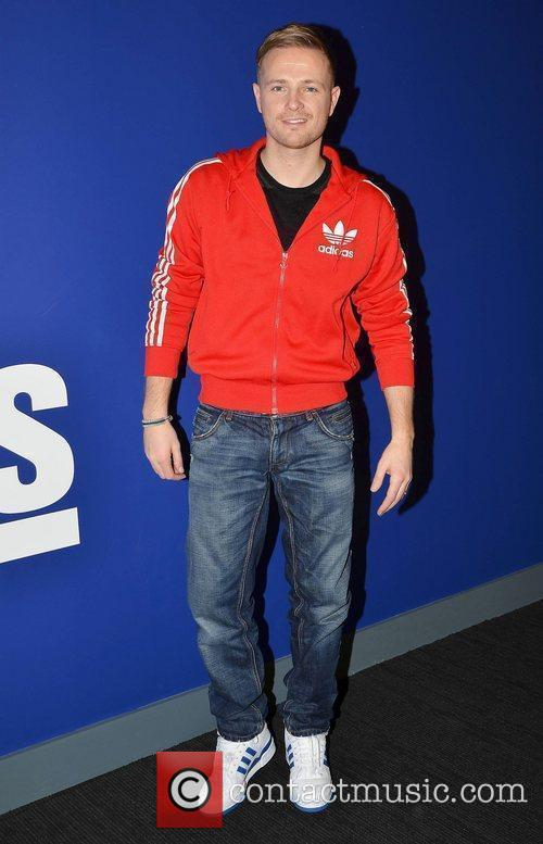 Westlife's Nicky Byrne at the new Life Style...