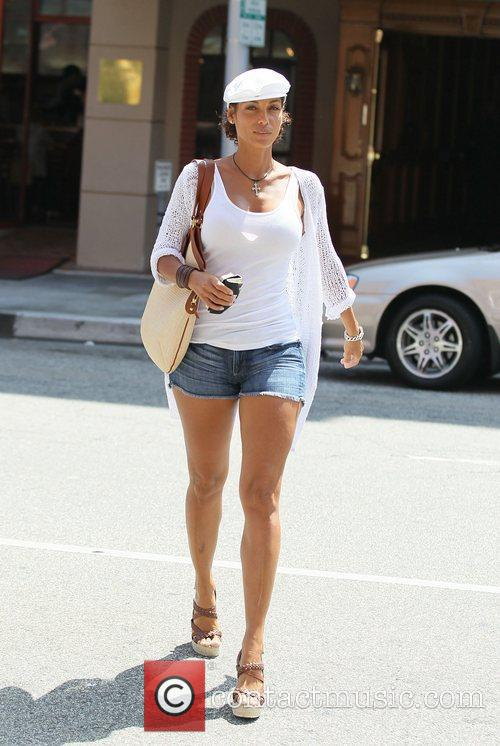 'Hollywood Exes.' star Nicole Murphy  seen out...