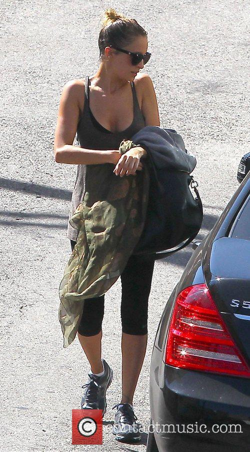 Nicole Richie and Studio City 5