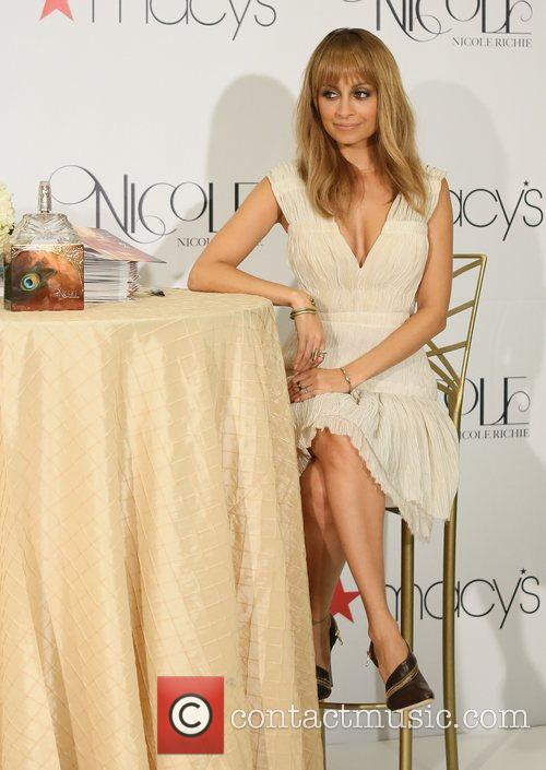 Launches her new fragrance 'Nicole' at Macy's in...