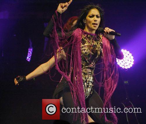 Nicole Scherzinger and Hammersmith Apollo 10