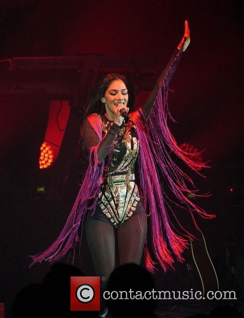 Nicole Scherzinger and Hammersmith Apollo 21