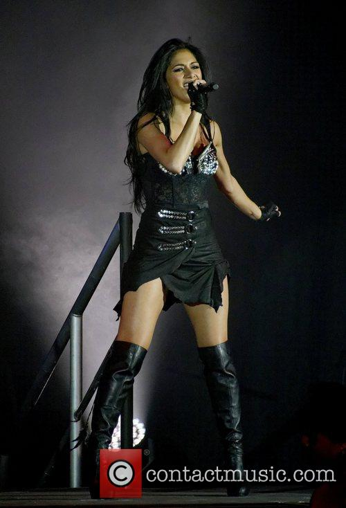 Nicole Scherzinger and Hammersmith Apollo 24