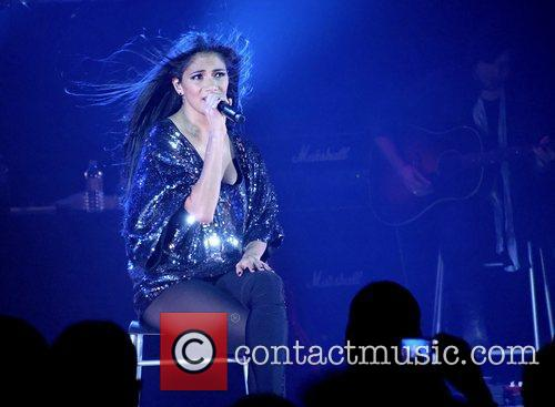 Nicole Scherzinger and Hammersmith Apollo 26