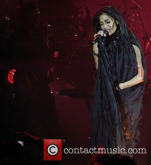 Nicole Scherzinger and Hammersmith Apollo 28