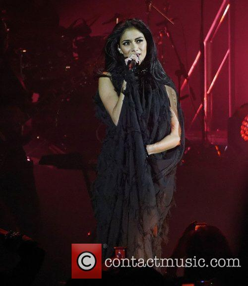 Nicole Scherzinger and Hammersmith Apollo 30