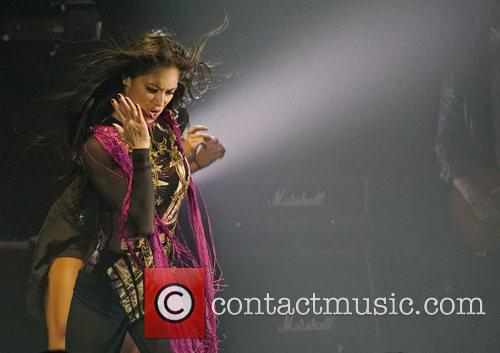 Nicole Scherzinger and Hammersmith Apollo 33