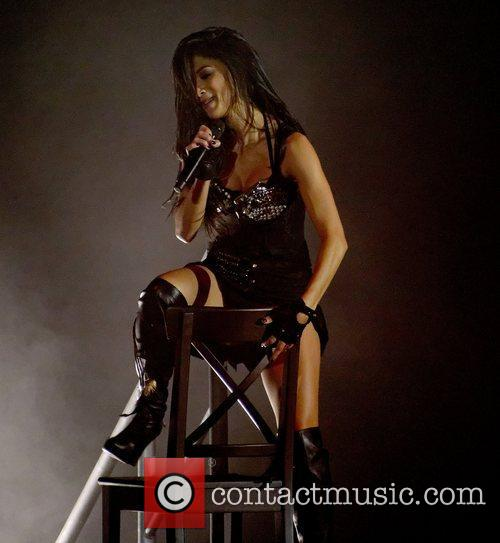 Nicole Scherzinger and Hammersmith Apollo 35