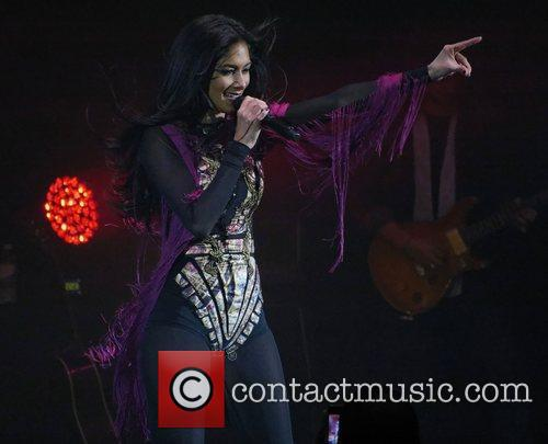Nicole Scherzinger and Hammersmith Apollo 37