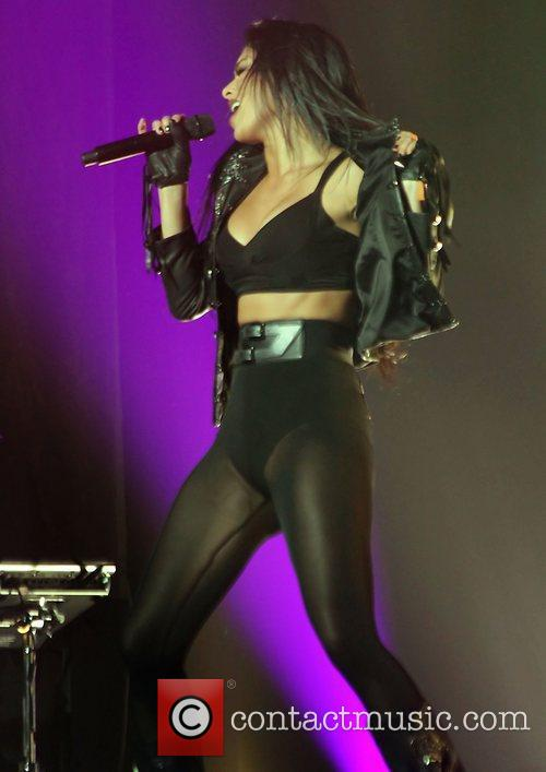Nicole Scherzinger and Manchester O2 Apollo 8