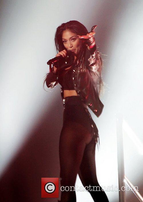 Nicole Scherzinger and Manchester O2 Apollo 20