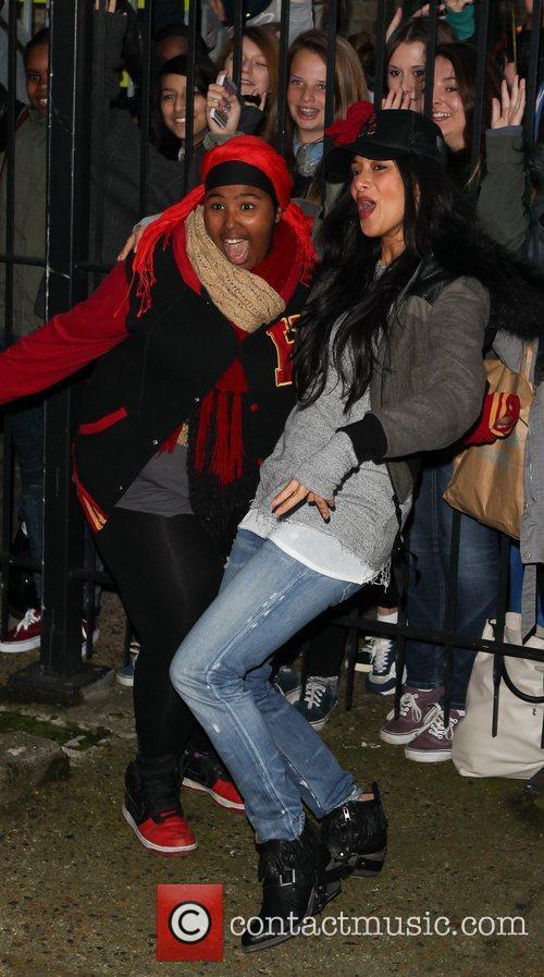 A and Nicole Scherzinger 1