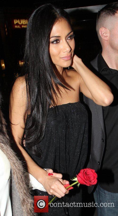Nicole Scherzinger, Boujis