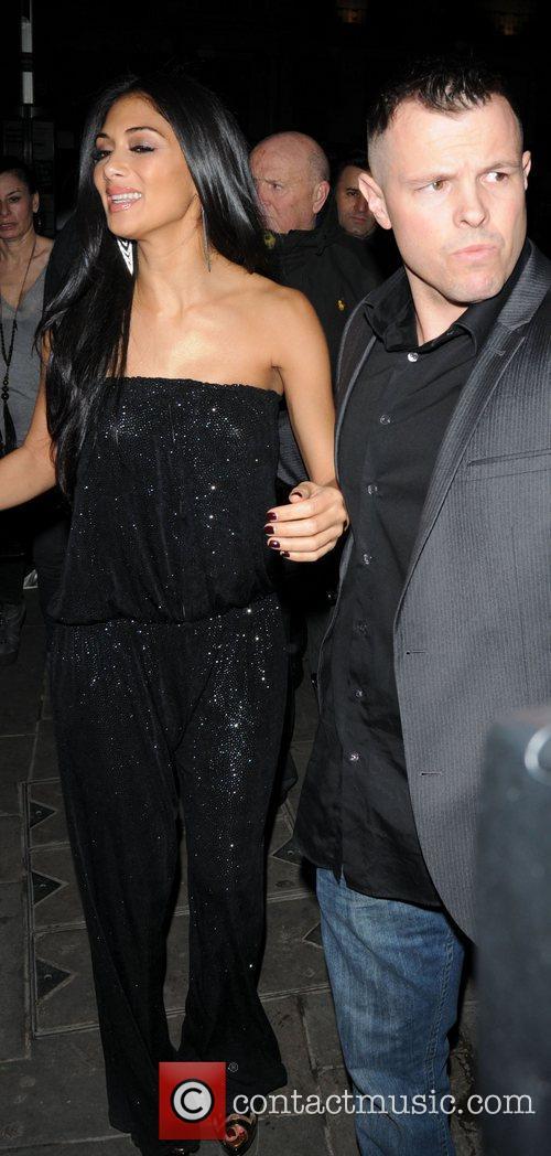 Nicole Scherzinger and Boujis 3