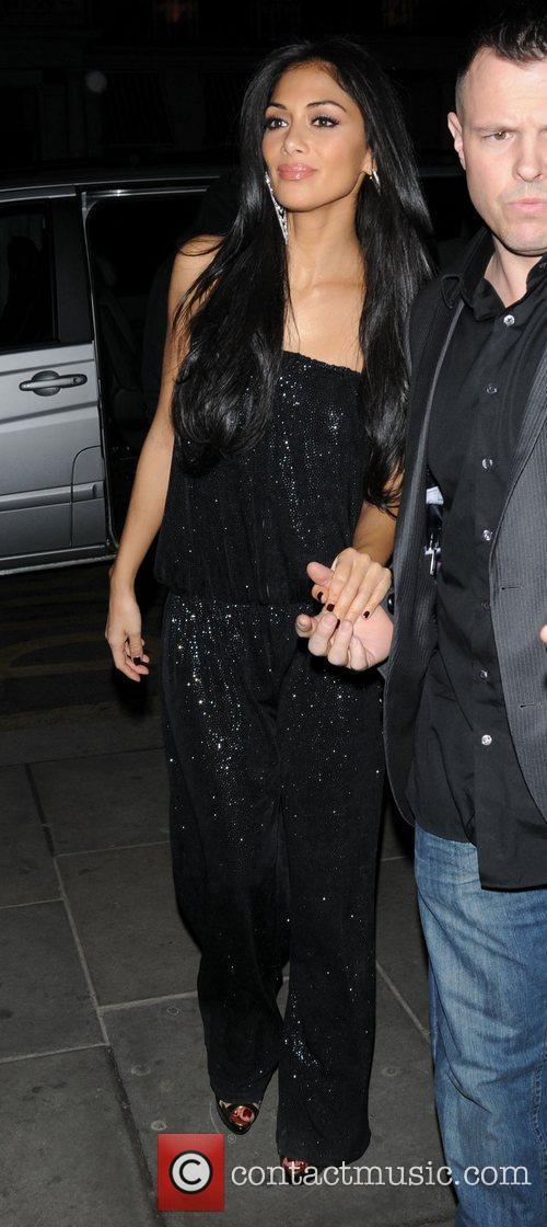 Nicole Scherzinger and Boujis 4