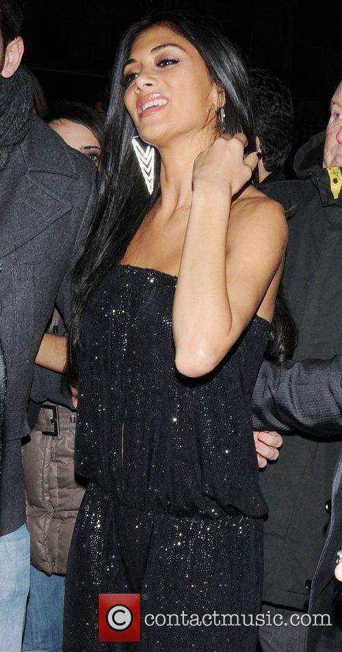 Nicole Scherzinger and Boujis 6