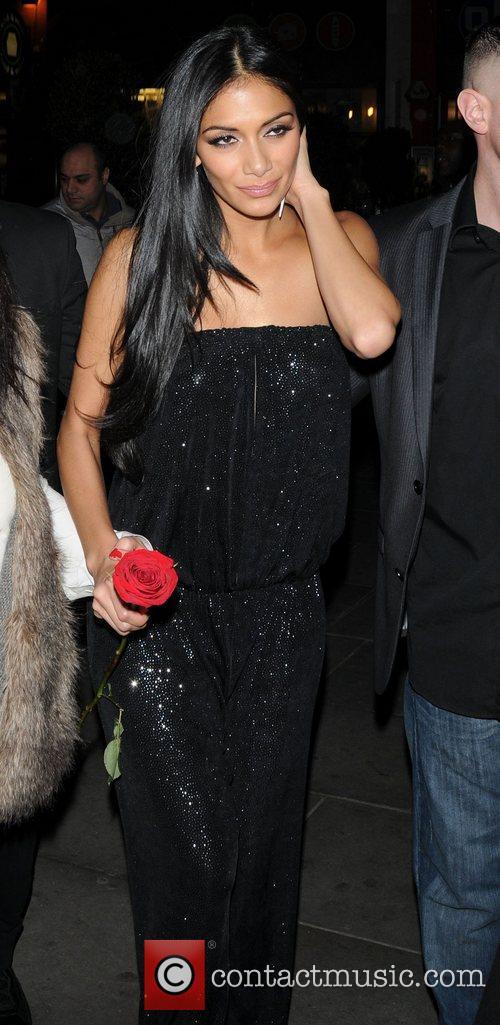 Nicole Scherzinger and Boujis 14
