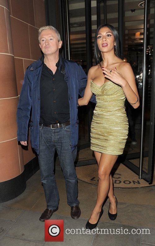 Louis Walsh, Nicole Scherzinger and C 10