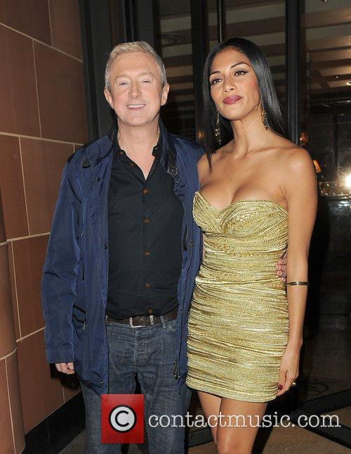 Louis Walsh, Nicole Scherzinger and C 9